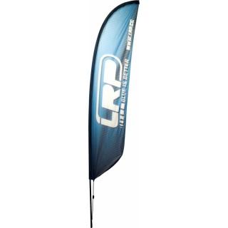 LRP reklám zászló 3m