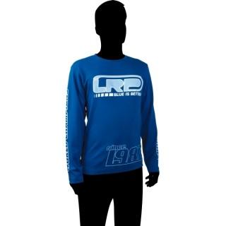 LRP Factory Team hosszú ujjú póló - méret M