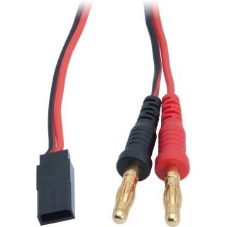 LRP univerzális töltő kábel - SANWA,GRAUPNER/JR RX / TX
