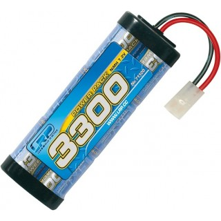 Power Pack 3300 - 7.2V - 6 cellás NiMH Stickpack