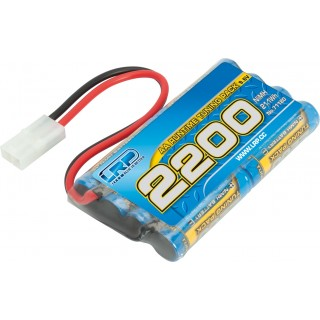 AA Pack 2200 - 9.6V - 8 cellás NiMH pack