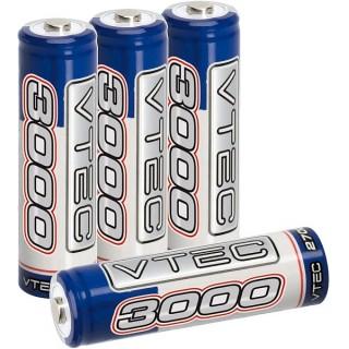 LRP - VTEC AA 3000mAh Ultra Capacity 2 Mignon - cena za kus