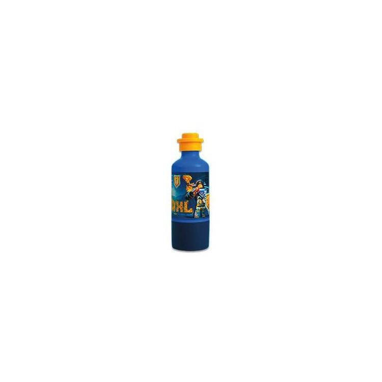 LEGO NEXO Knights láhev na pití o65x190mm - modrá