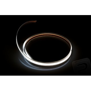 Svíticí páska 120 cm (šíře 6 mm) bílá