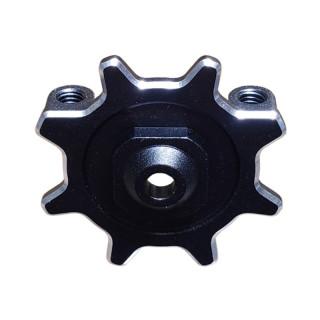 M17 alumínium kormányalap