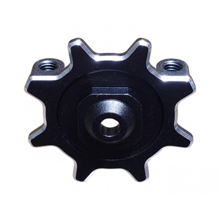 M17 hliníková základná volantu