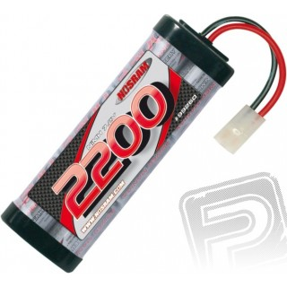 Sport pack 2200mAh 7.2V NiMH StickPack