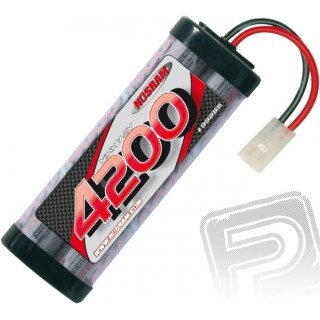 Power pack 4200mAh 7.2V NiMH StickPack