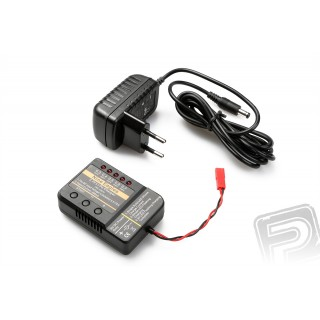Nabíječ s adaptérem EU (Solo Pro 100 3D, 180 3D)