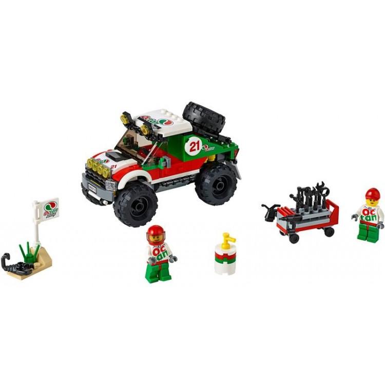 LEGO City Great Vehicles - Terénní vozidlo 4x4