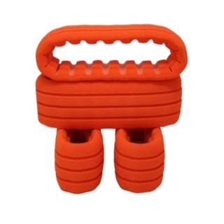 ProCircuit - vložky gum, oranžové (4ks.)
