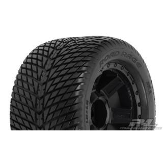 """Road Rage 3.8"""" (Traxxas Style Bead) silniční profil gumy, nalepené"""