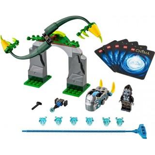 LEGO Chima - Zákeřné šlahouny
