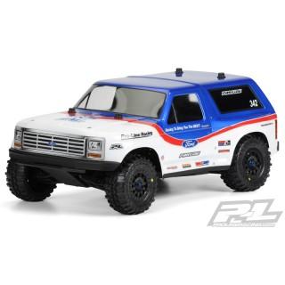 Karoserie čirá 1981 Ford Bronco