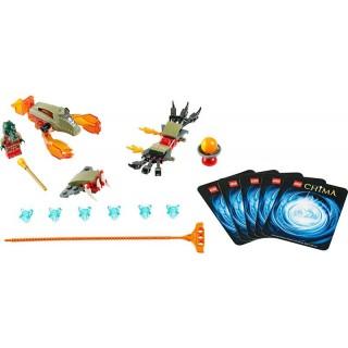 LEGO® Chima Lángoló karmok LEGO® 70150