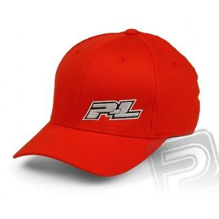 09 Pro-Line čepice Red FlexFit Hat (S-M)