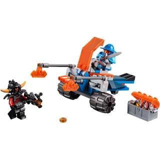 LEGO Nexo Knights - Knightonův bitevní odpalovač