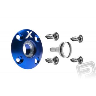 Üzemanyag szelep mágneses (X logo), kék