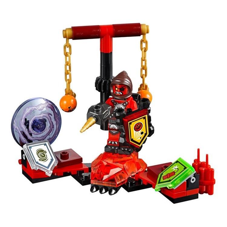 LEGO Nexo Knights - Úžasný Krotitel