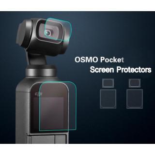 Kijelzővédő szett Osmo Pocket-hez