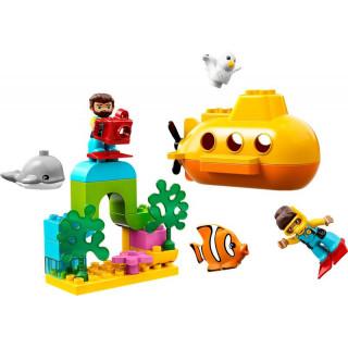 LEGO DUPLO - Dobrodružství v ponorce