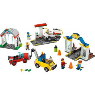 LEGO City - Autoservis