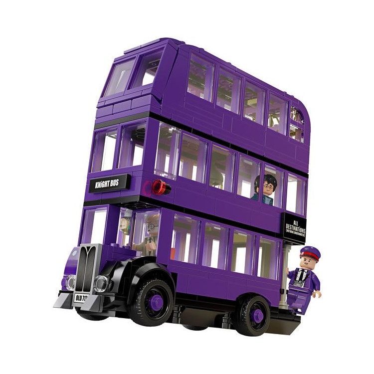 LEGO Harry Potter - Záchranný kouzelnický autobus