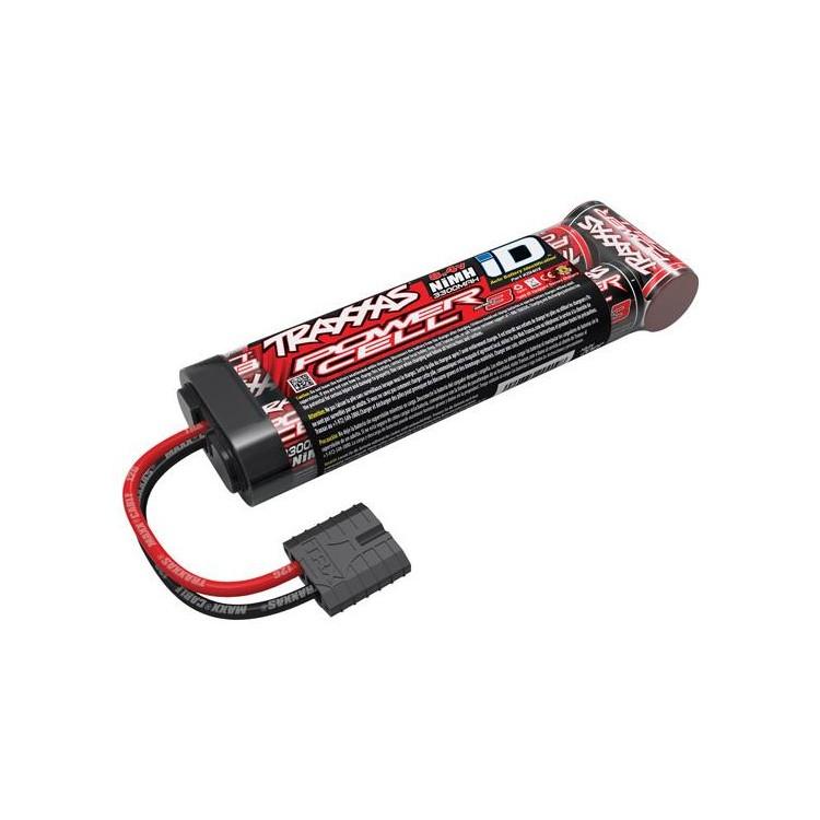 Traxxas NiMH baterie 8.4V 3300mAh plochá