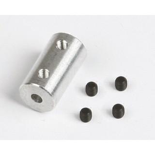 Alu spojka 3,2/3.2mm
