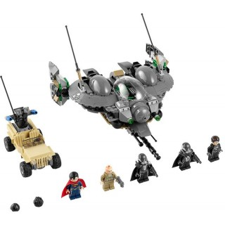 LEGO® Super Heroes Superman™: A smallville-i csata LEGO® 76003