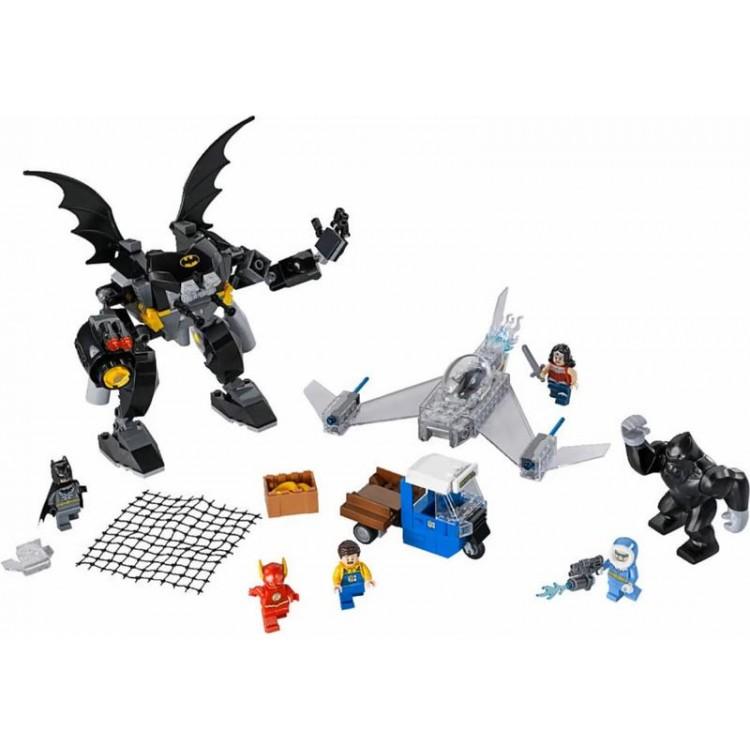 LEGO Super Heroes - Řádění Gorily Grodd