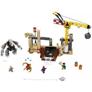 LEGO Super Heroes - Superzlosynové Rhino a Sandman