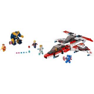 LEGO Super Heroes - Vesmírná mise Avenjet