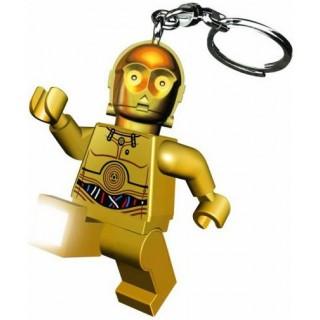 LEGO® Star Wars™ Lámpa - C-3PO™ világítós kulcstartó LEGO® LGL-KE18