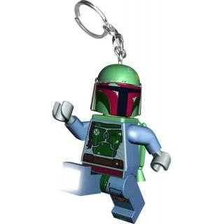 LEGO® Star Wars™ Lámpa - Boba Fett™ világítós kulcstartó LEGO® LGL-KE19