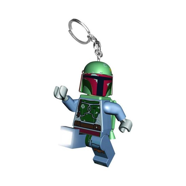 LEGO Star Wars Boba Fett svítící figurka