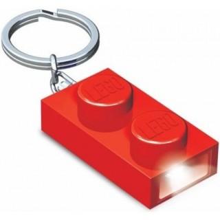 LEGO 1x2 LED világító kocka kulcstartó LGL-KE52