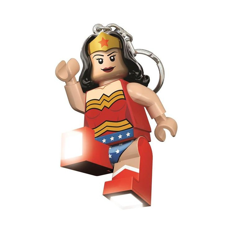 LEGO DC Super Heroes Wonder Woman svítící figurka