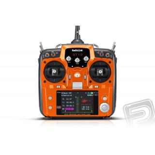 Vysílač AT10II s přijímačem R12DS + telem. modul