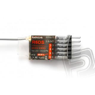 R6DS vevő