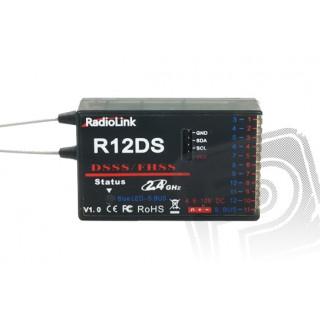 R12DS vevő