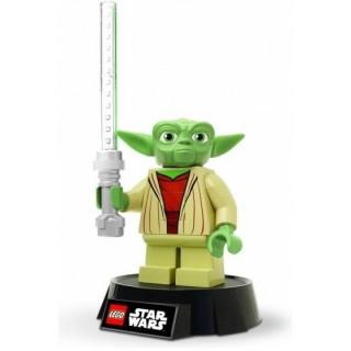 LEGO Star Wars Yoda stolní lampa (balení obsahuje baterie)