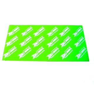 XCEED - munka alátét 120x60 cm, zöld