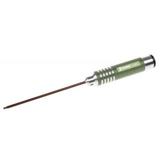 """Imbusový klíč - palcový - ALU verze s kuličkou .093 (3/32"""") x 120mm"""