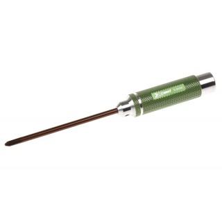 Csavarhúzó - kereszt - ALU verzió 5.0 x 120mm