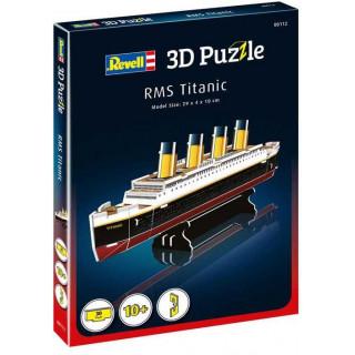 3D Puzzle REVELL 00112 - Titanic