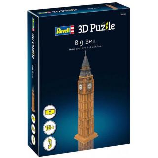 3D Puzzle REVELL 00201 - Big Ben