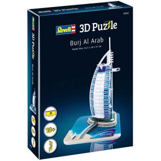 3D Puzzle REVELL 00202 - Burj Al Arab