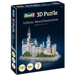 3D Puzzle REVELL 00205 - Neuschwanstein Castle