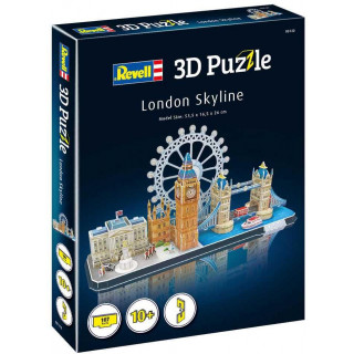 3D Puzzle REVELL 00140 - London Skyline